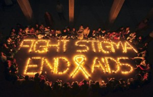 fight stigma end aids