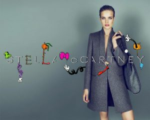 Stella McCartney is a renowned sustainable fashion designer
