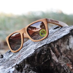 Grown Sustainable Wooden Eyewear
