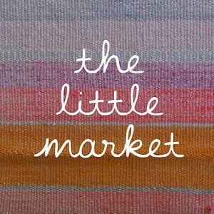 The Little Market advocates for sustainable fashion made by local artisans