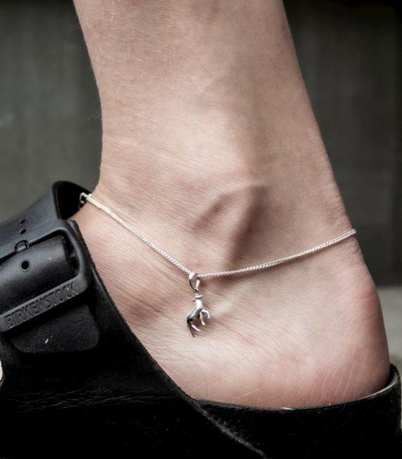 tol_silver_anklet_lamb_pendant